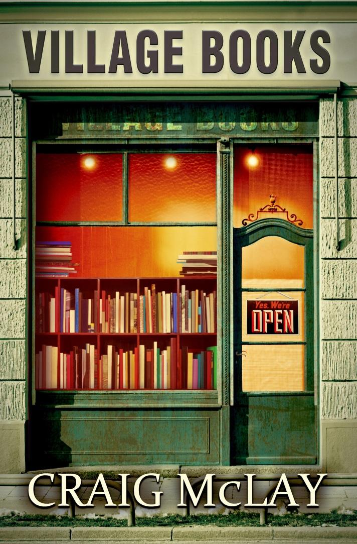 Village Books-print cover